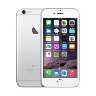 Jual Apple iPhone 6 128 GB Silver Smartphone Harga Rp 14990000. Beli Sekarang dan Dapatkan Diskonnya.