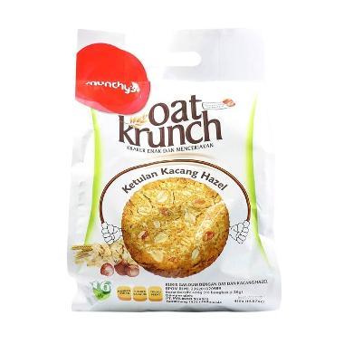 Munchy's Oat Krunch Chunky Hazelnut Biskuit [416 g/3 ...