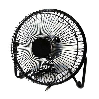 Murmer Mini USB Portable Fan - Hitam