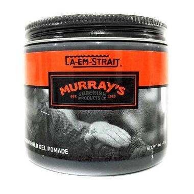 ULASAN Murray's La-Em Straight Firm Hold Gel Hair Pomade Terlaris