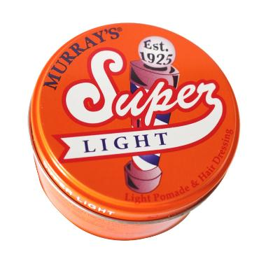 REVIEW Pomade Murray's Superlight/Super Light Minyak Rambut Terbaik