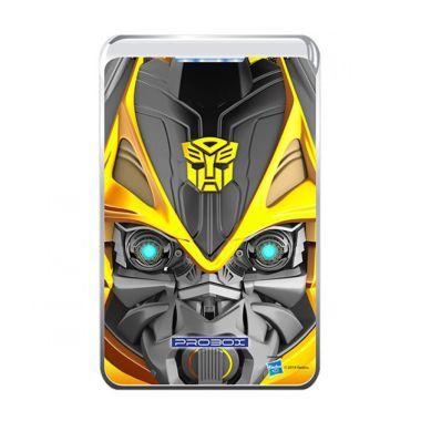 Jual Probox My Power Transformer 4 Bumblebee Power Bank [7800 mAh] Harga Rp 300000 - 301000. Beli Sekarang dan Dapatkan Diskonnya.