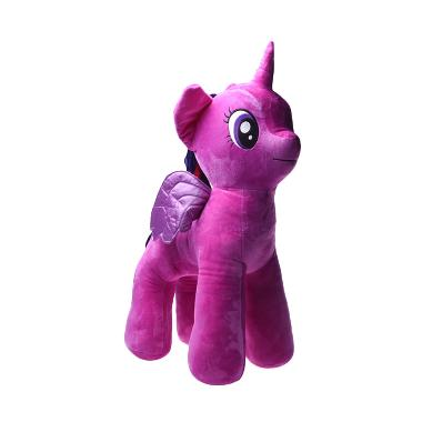 Boneka Kuda Poni Boneka Unicorn Ungu - Smart4K Design Ideas d8d4996f4e