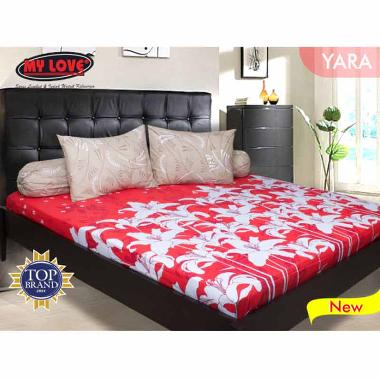 My Love Yara Set Sprei [180 x 200 cm)