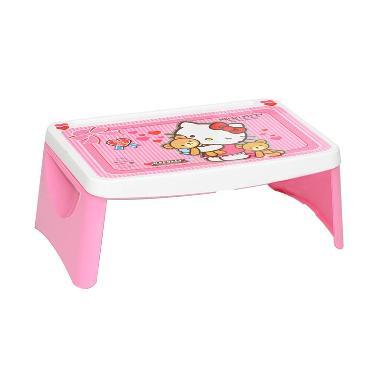 Napolly Lap Desk KTBF Meja Gambar - Pink