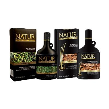 Natur Anti Dandruff Treatment Series Shampoo
