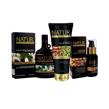 Natur Damage Treatment Series Shampoo