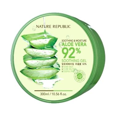 Natural Republic Aloe Vera Soothing Gel Perawatan Kulit
