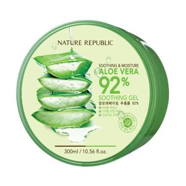 Nature Republic Aloe Vera Pelembab Wajah