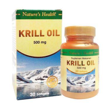 Nature's Health Krill Oil Multivita ...