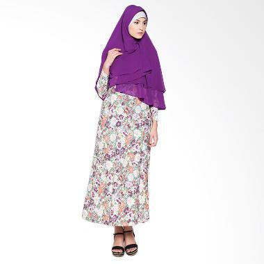 Jual Naura Gamis Ambrossia 21503403 Set Baju Muslim Wanita