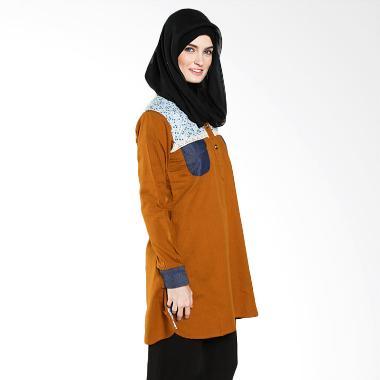 Naura Kawareh Tunik Yellow 81405120
