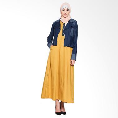 Jual Naura Nazifa Gamis 81610320 Baju Muslim Wanita Online