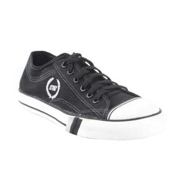 Lihat Detil · Catenzo Low Sneakers Black Sepatu Pria