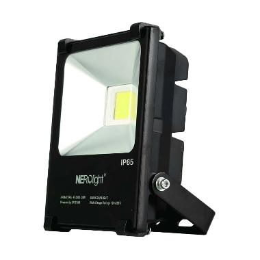 Nerolight Armatura Flood Light Lampu LED - Warmwhite [20W/IP65/3000K]