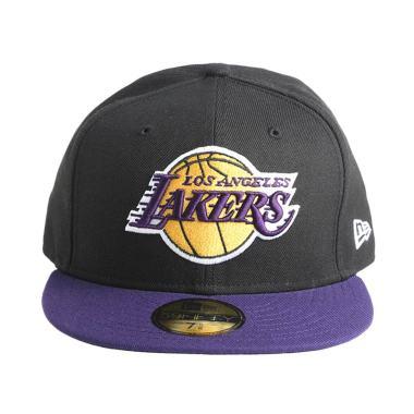New Era NBA Los Angeles Lakers 59FIFTY Topi Basket (70140556)