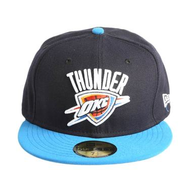 New Era NBA Oklahoma City Thunder 59FIFTY Topi Basket (70140559)
