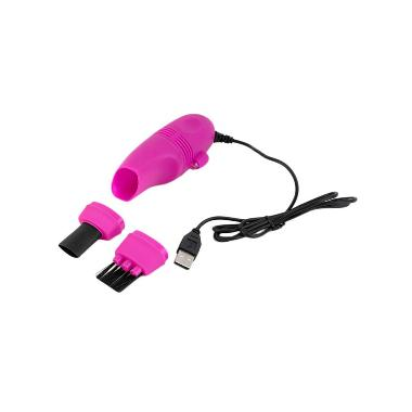NewTech Vacuum Cleaner USB - Pink