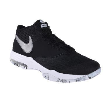 Jual Nike Air Max Emergent Black White Sepatu Basket