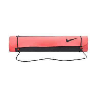 Jual Nike 360 Ultimate Yoga Mat Anthracite Lt Crimson