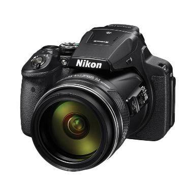 Nikon Coolpix P900 Kamera Pocket - Black