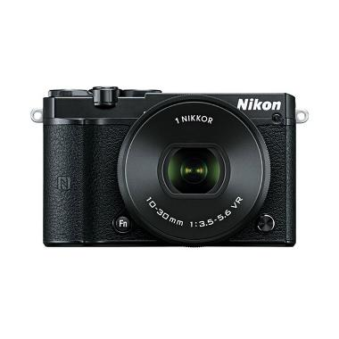 Nikon 1 J5 Kit 10-30mm Kamera Mirrorless - Hitam