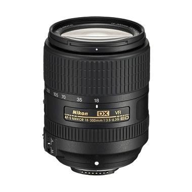 Nikon AF-S 18-300 F/3.5-6.3G ED DX VR Lensa Kamera
