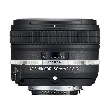 Nikon AF-S 50mm f/1.8G Lensa Kamera
