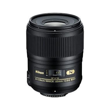 Nikon Lensa AF-S Micro 60 mm f/2.8G ED