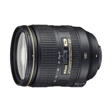 Nikon AF-S Nikkor 24-120mm f/4G ED VR Lensa Kamera
