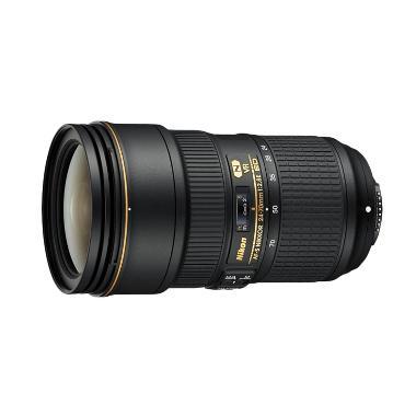 Nikon AF-S Nikkor 24-70mm f/2.8E ED VR Lensa Kamera