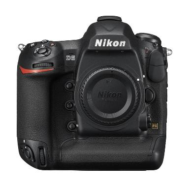 Nikon D5 Body Dual CF Slots jpckemang GARANSI RESMI