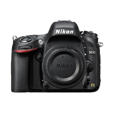 Nikon D610 Kamera DSLR [Body Only] / BO + Free Screenguard