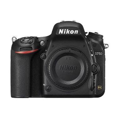 harga Nikon D750 Kamera DSLR - Hitam [Body Only] Free Tas Nikon Blibli.com
