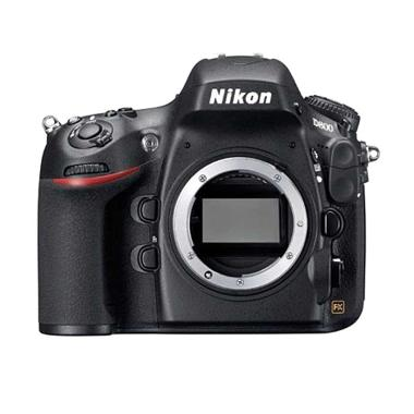 Nikon D800 Kamera DSLR [Body Only]