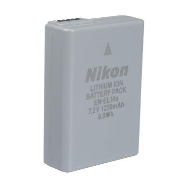 Nikon EN-EL14A Battery for DF/D3100/D3200/D3300/D5100/D5200/D5300 CPL