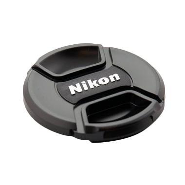 Nikon Lens Cap 52mm Tutup Lensa