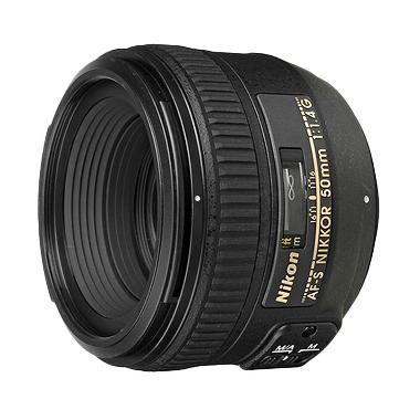 Nikon Lensa AF-S 50mm f/1.4G