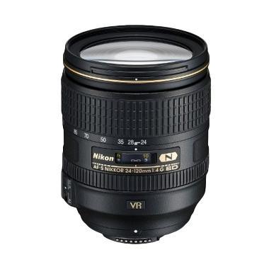 Nikon Nikkor AF-S 24-120mm f/4G ED VR Lensa Kamera