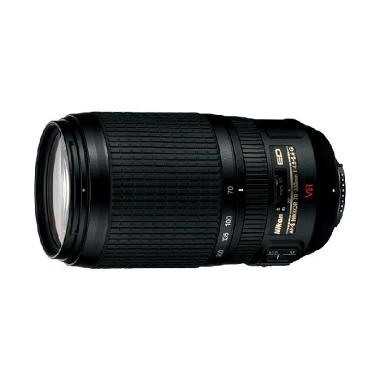 Nikon Nikkor VR 70-300mm f/4.5-5.6G Lensa Kamera