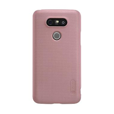 Nillkin Frosted Hardcase Casing for LG G5 - Rose Gold
