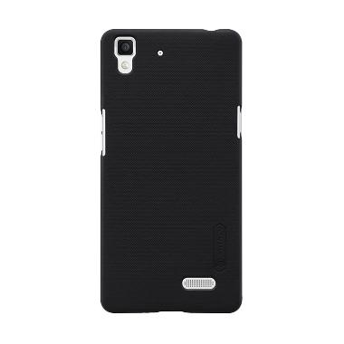 Nillkin Frosted Shield Casing for Oppo R7 or Oppo R7 Lite - Black