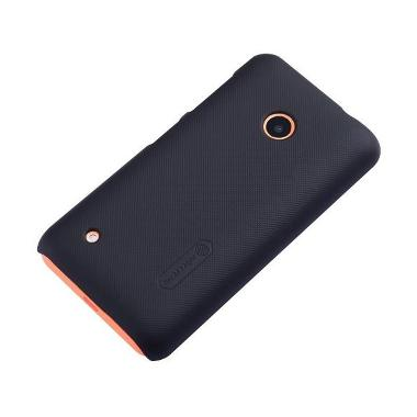 Nillkin Frosted Shield Hardcase Black for Nokia Lumia 530