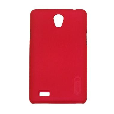 Nillkin Super Frosted Shield Casing for Oppo A11W/Joy 3 - Red