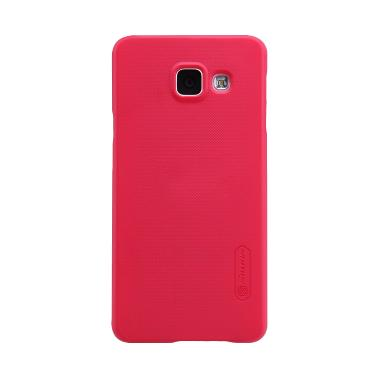 Nillkin Super Frosted Shield Casing for Samsung Galaxy A3 2016 or A3100 - Merah