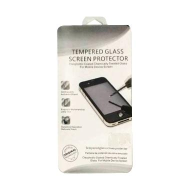 Nillkin Super Frosted Shield Hardcase Casing for OPPO Joy 3 - Merah + Free Tempered Glass