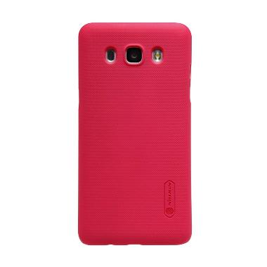 Nillkin Super Frosted Shield Hardcase for Samsung Galaxy J5 2016 J5108 – Merah Terang