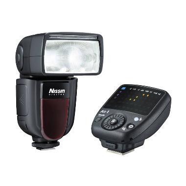 Nissin Di 700 A Flash Kamera Kit for Nikon