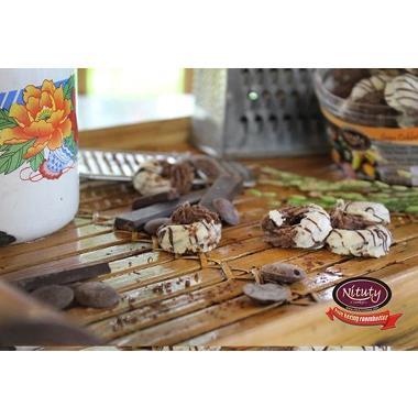 Nituty Cookies Sagu Coklat Kue Kering