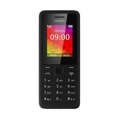 Nokia 105 Handphone - Black